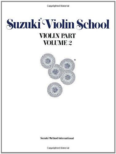 9780874871463: Suzuki Violin School: Violin Part, Vol. 2
