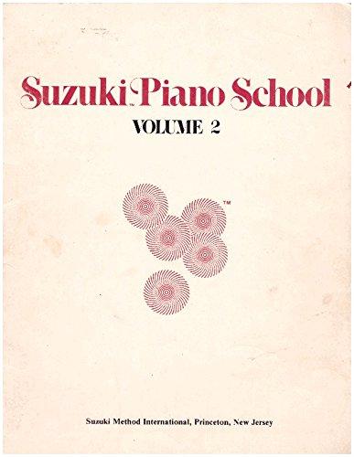 9780874871616: Suzuki Piano School: 2