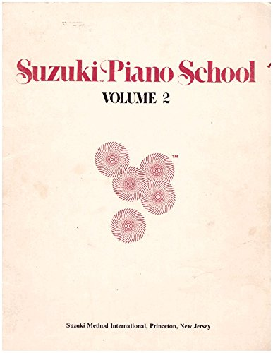 9780874871616: Suzuki Piano School