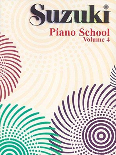 Suzuki Piano School, Vol 4 (Paperback)