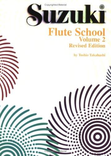 9780874871678: Suzuki Flute School, Vol. 2