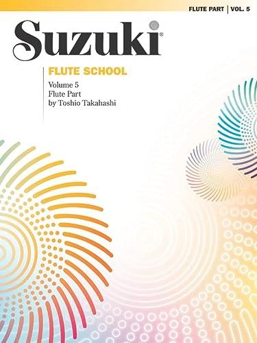 9780874871739: Suzuki Flute School, Vol 5: Flute Part (Suzuki Method Core Materials)