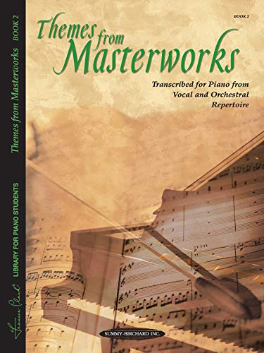 Themes from Masterworks Transcribed for Piano from: Frances Clark