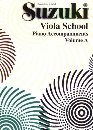 9780874872453: Suzuki Viola School, Piano Accompaniment