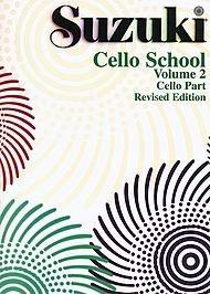 9780874872583: SUZUKI CELLO SCHOOL: Cello Part, Volume 2 by Shinichi Suzuki (1980-08-02)