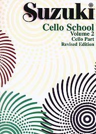 9780874872583: SUZUKI CELLO SCHOOL: Cello Part, Volume 2
