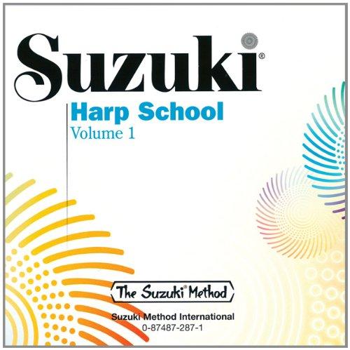 9780874872873: Suzuki Harp School, Vol 1