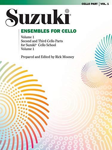 9780874872965: Ensembles for Cello, Vol 1