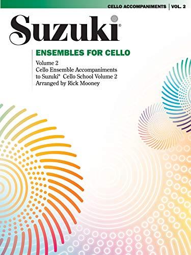 9780874872989: Suzuki Ensembles for Cello: 2