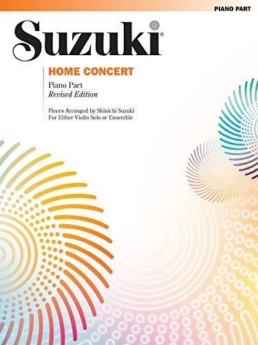 9780874873078: Home Concert: Piano Part (Suzuki)