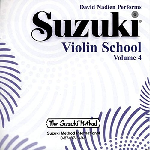 9780874873498: Suzuki Violin School, Volume 4