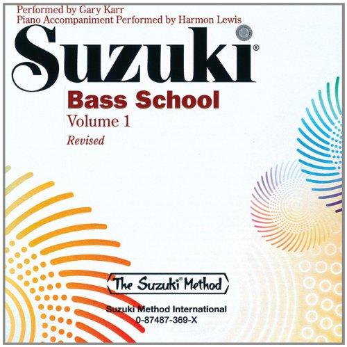 9780874873696: Suzuki Bass School, Vol 1