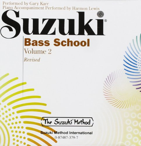 9780874873795: Suzuki Bass School, Vol 2