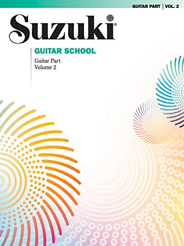 9780874873900: Suzuki Guitar School, Vol 2: Guitar Part