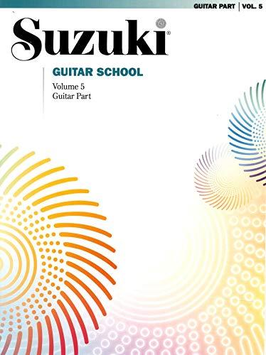 9780874873986: Suzuki Guitar School, Vol 5: Guitar Part