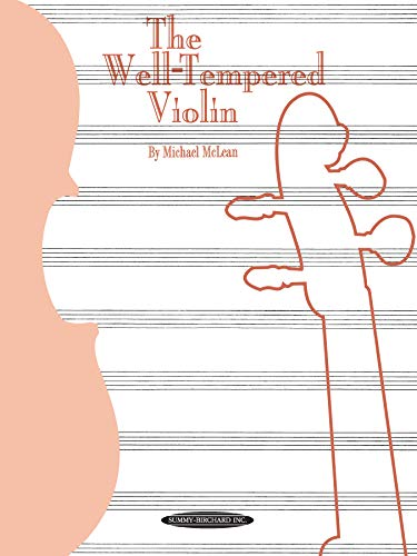 9780874874341: The Well-Tempered Violin