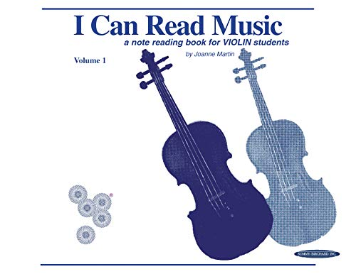 9780874874396: I Can Read Music, Vol 1: Violin (For Violin)