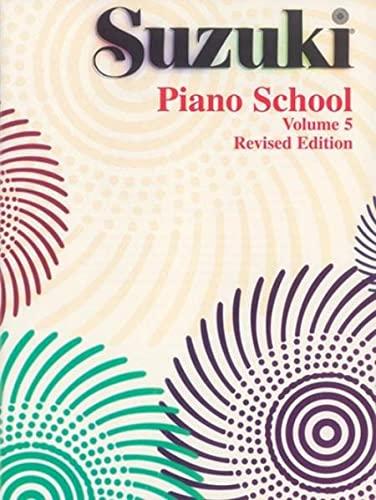 Suzuki Piano School, Vol 5 (Paperback)
