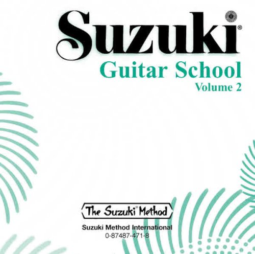 9780874874716: Suzuki Guitar School CD 2: CD