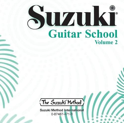 9780874874716: Suzuki Guitar School: 2