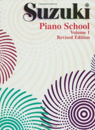 9780874874730: Suzuki Piano School, Vol. 1 (Revised Edition)