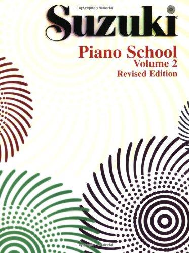 9780874874747: Suzuki Piano School: 002