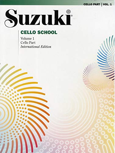 9780874874792: Suzuki Cello School Cello 1: Cello Part (Summybirchard)