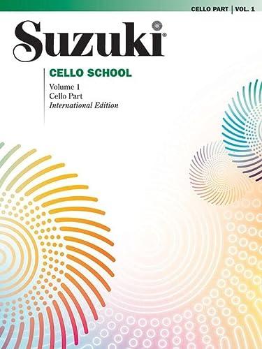 9780874874792: Suzuki Cello School, Vol. 1: Cello Part, Revised Edition