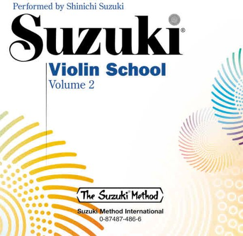 9780874874860: Suzuki Violin School, Vol 2