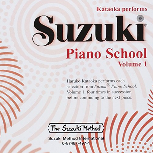 9780874874976: Suzuki Piano School, Vol 1