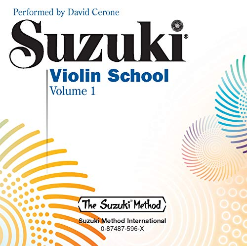 9780874875966: Suzuki Violin School, Volume 1