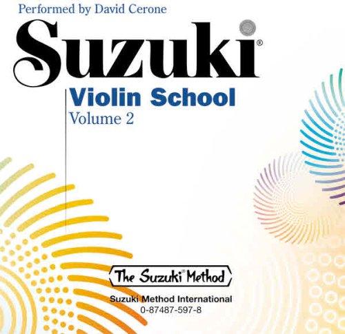 9780874875973: Suzuki Violin School, Volume 2