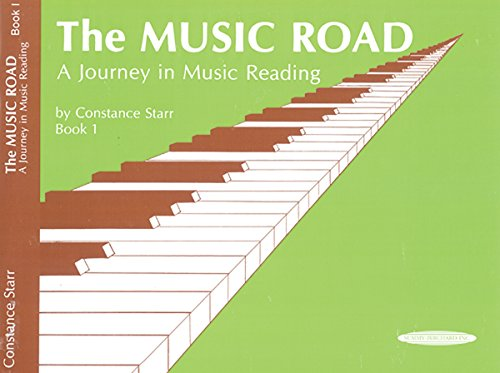 9780874876109: The Music Road, Bk 1: A Journey in Music Reading (Suzuki Piano Reference)
