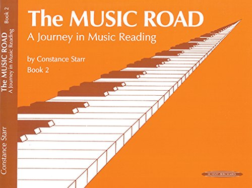 9780874876116: The Music Road, Bk 2: A Journey in Music Reading (Suzuki Piano Reference)