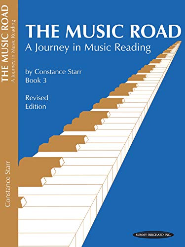 9780874876123: The Music Road, Book 3: A Journey in Music Reading (Music Road: A Journey in Music Reading)