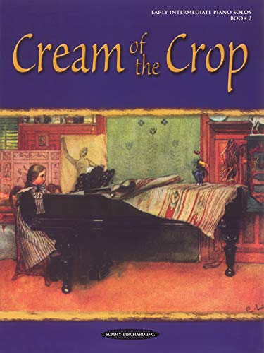 9780874876581: Cream of the Crop, Bk 2