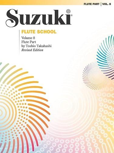 Suzuki Flute School, Flute Part, Volume 8: Suzuki
