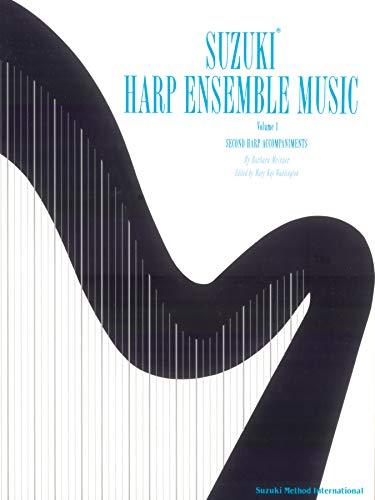 9780874877533: Suzuki Harp Ensemble Music, Vol 1: Second Harp Accompaniments (Suzuki Harp School)