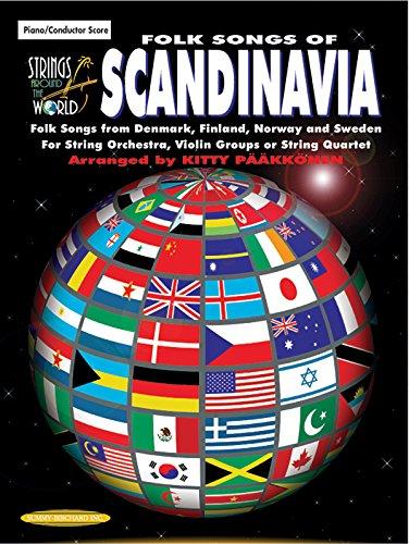 Strings Around the World -- Folk Songs of Scandinavia (9780874877564) by Kitty Pääkkönen