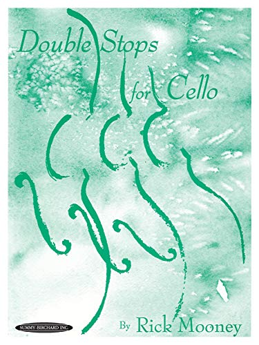 9780874877618: Double Stops for Cello