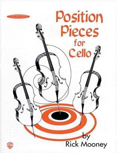 9780874877625: Position Pieces for Cello