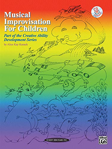 9780874877724: Musical Improvisation for Children (Creative Ability Development Series)