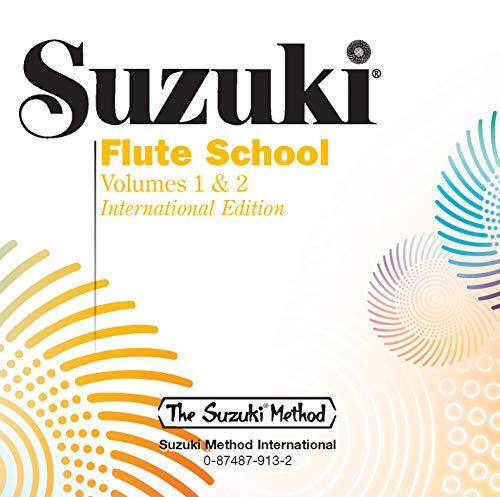 9780874879131: Suzuki Flute School, Volume 1 & 2 (CD) (Suzuki Method)