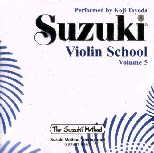 9780874879186: Suzuki Violin School: 5