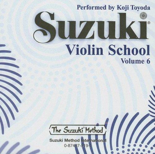 9780874879193: Suzuki Violin School: 6