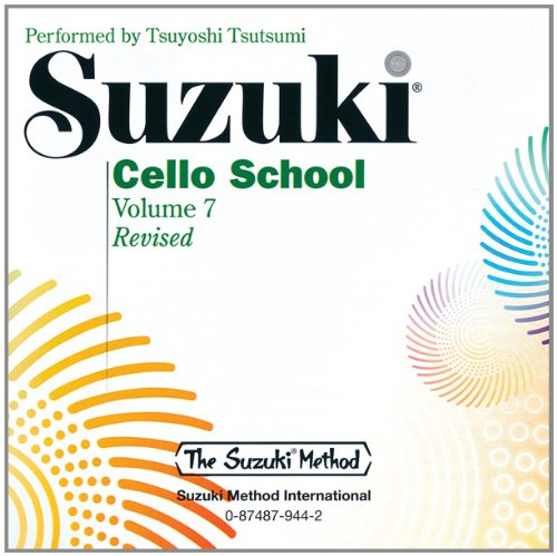 9780874879445: Suzuki Cello School, Vol 7