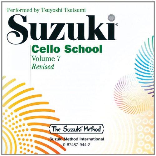 9780874879445: Suzuki Cello School, Vol 7