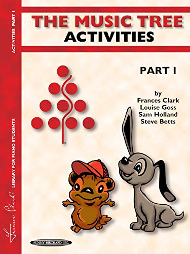 9780874879506: The Music Tree Activities Book: Part 1 (Music Tree (Summy))