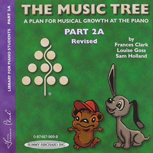 9780874879698: The Music Tree: Accompaniment CD, Part 2A