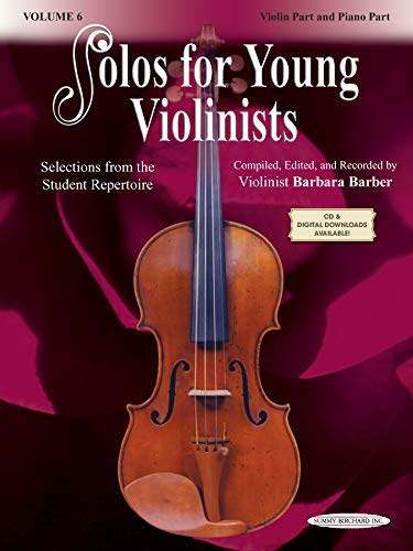 9780874879933: Solos for Young Violinists, Vol. 6